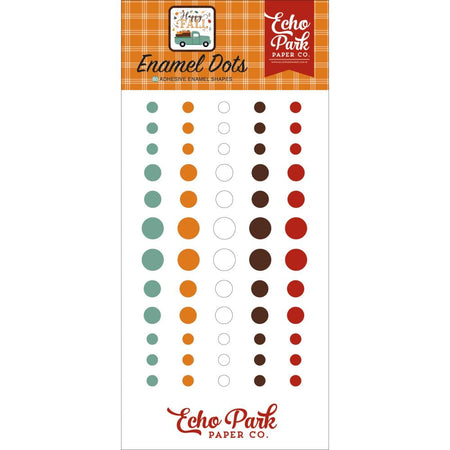 Echo Park Happy Fall - Enamel Dots