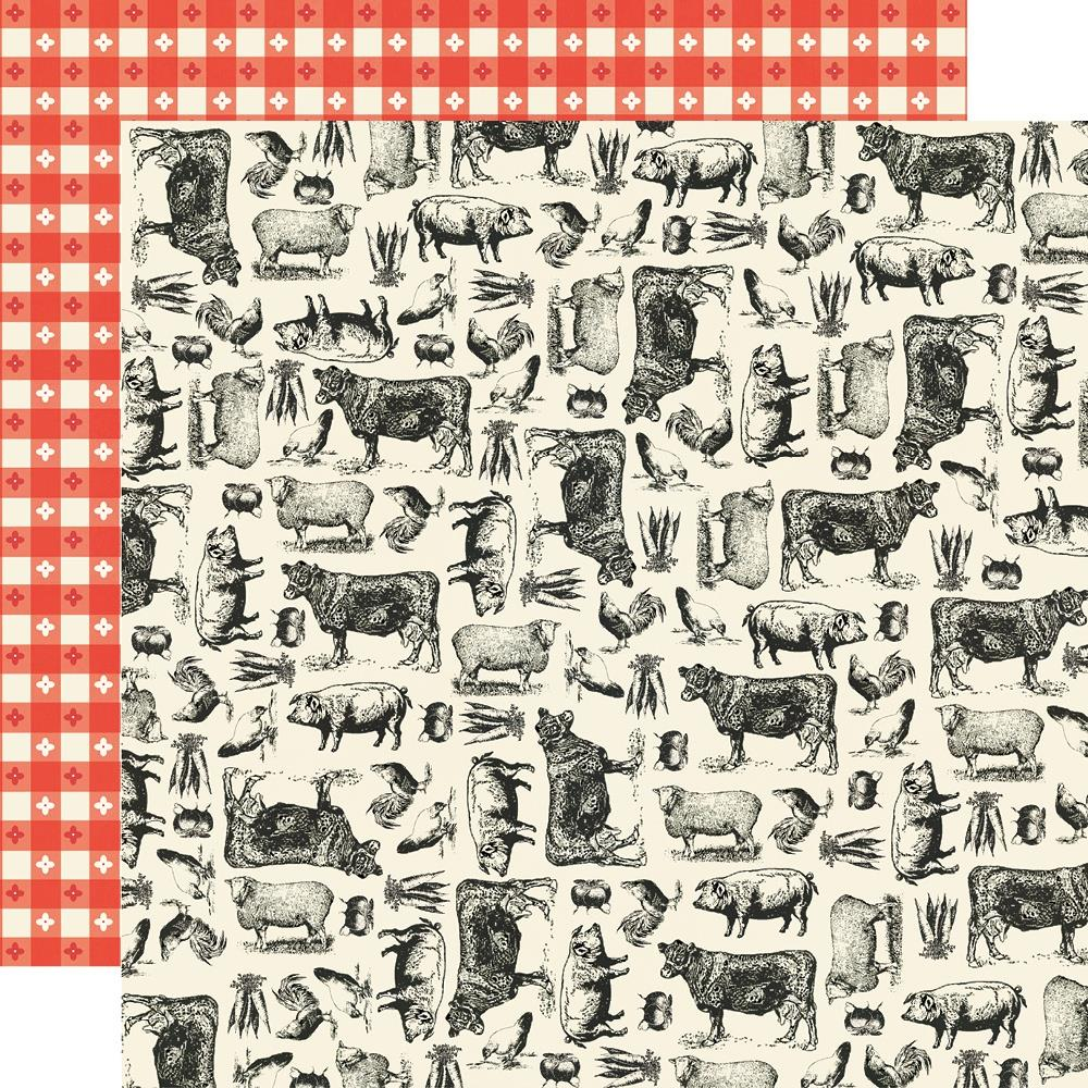 Simple Stories Apron Strings - Farm to Table