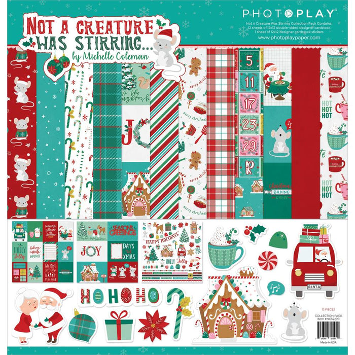 Photoplay Not A Creature Was Stirring - Collection Pack