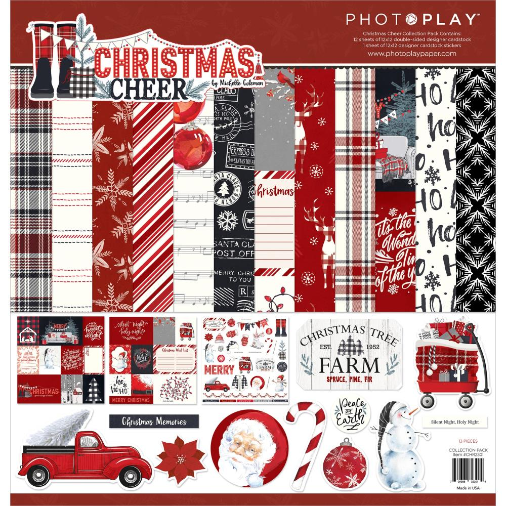 Photoplay Christmas Cheer - Collection Pack