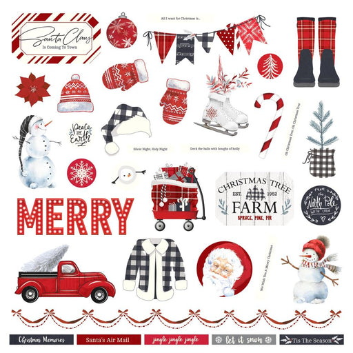 Photoplay Christmas Cheer - Element Stickers