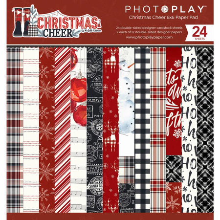 Photoplay Christmas Cheer - 6x6 Pad