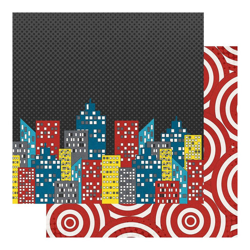 Fancy Pants Sidekick Optional - Cityscape
