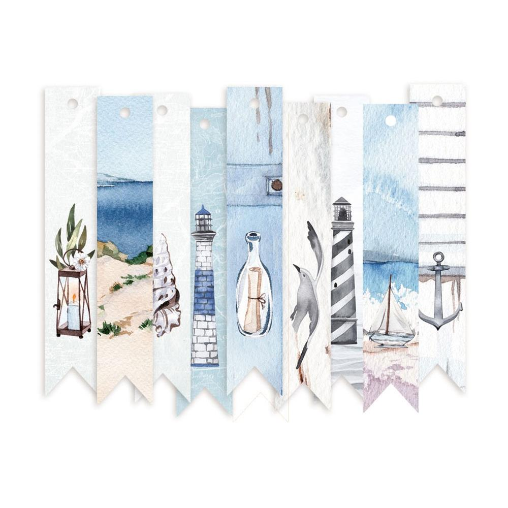 P13 Beyond the Sea - Cardstock Tags #3