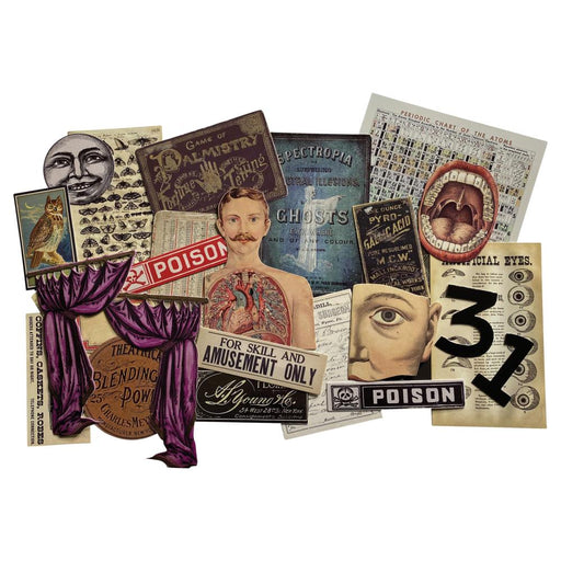 Tim Holtz Idea-ology - Layers Halloween