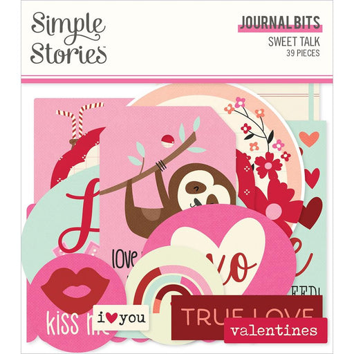 Simple Stories Sweet Talk - Journal Bits & Pieces