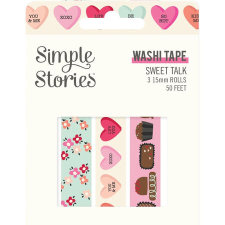 Simple Stories Sweet Talk - Washi Tape