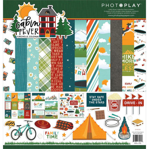 Photoplay Cabin Fever - Collection Pack