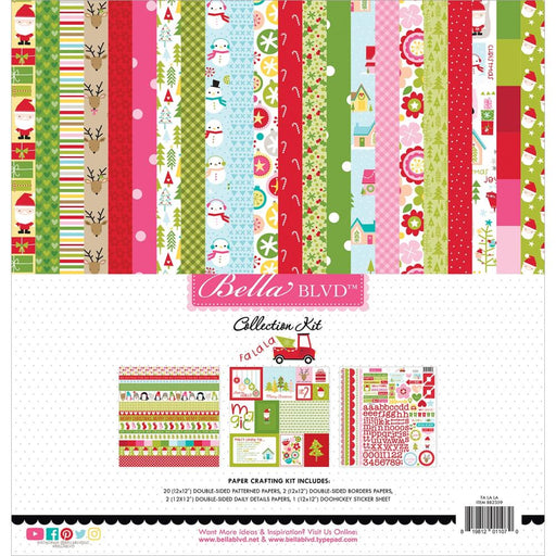 Bella Blvd Fa La La - Collection Kit