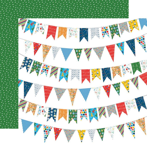 Carta Bella Let's Celebrate - Birthday Banners