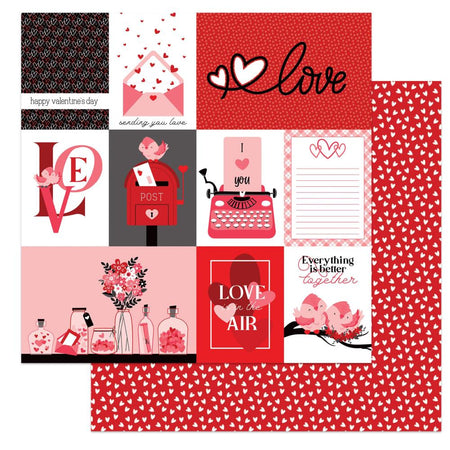 Photoplay Love Letters - Love Is In The Air