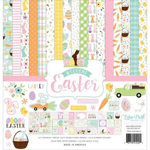 Echo Park Welcome Easter - Collection Kit