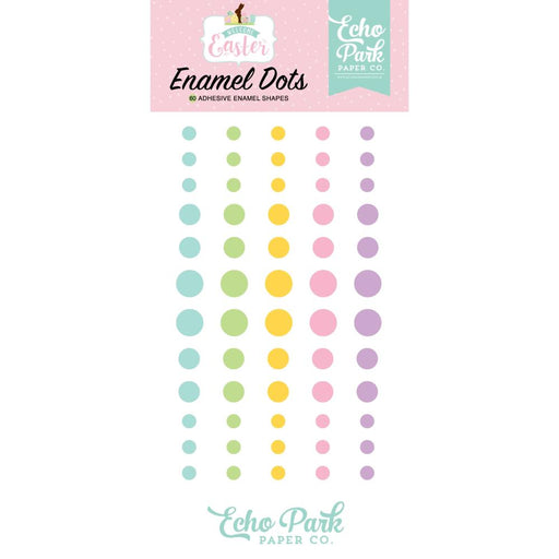 Echo Park Welcome Easter - Enamel Dots