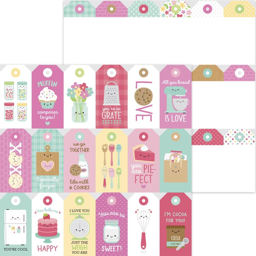 Doodlebug Design Made With Love - Treat Tags