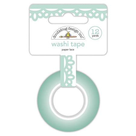 Doodlebug Design Made With Love - Paper Lace Washi Tape