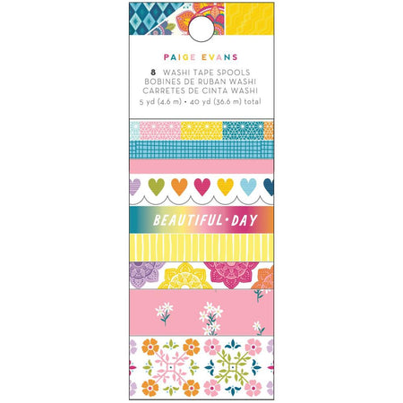 American Crafts Paige Evans Wonders - Washi Tape