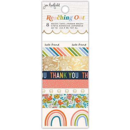 American Crafts Jen Hadfield Reaching Out - Washi Tape