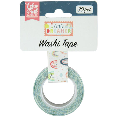 Echo Park Little Dreamer Girl - Rainbow Washi Tape