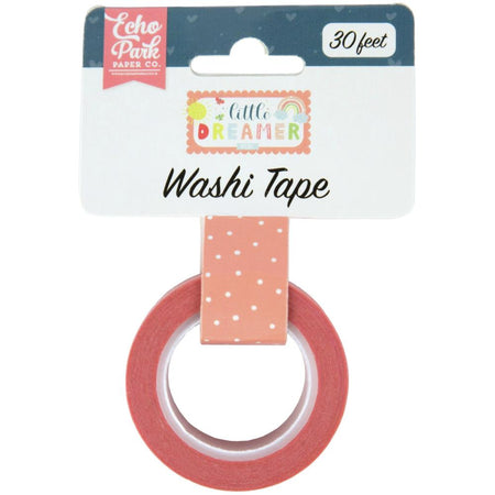 Echo Park Little Dreamer Girl - Sweet Dots Washi Tape