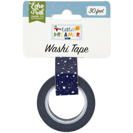 Echo Park Little Dreamer Boy - Starry Night Washi Tape