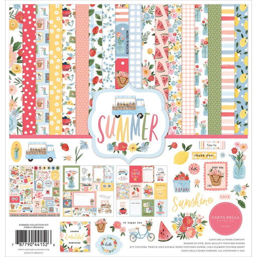 Carta Bella Summer - Collection Kit