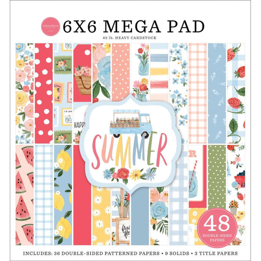 Carta Bella Summer - Mega 6x6 Pad