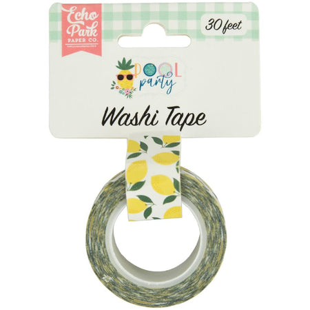 Echo Park Pool Party - Sweet Lemons Washi Tape