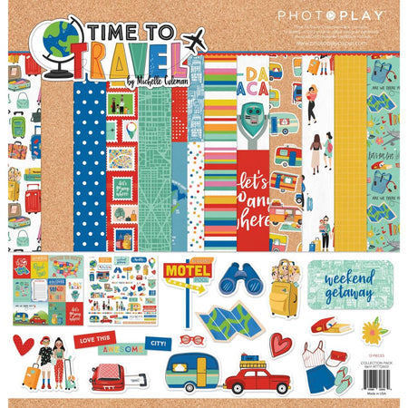 Photoplay Time To Travel - Collection Pack