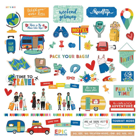 Photoplay Time To Travel - Element Stickers