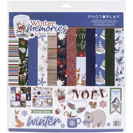Photoplay Winter Memories - Collection Pack