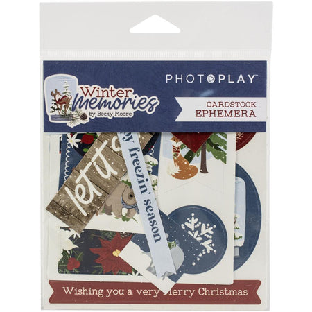 Photoplay Winter Memories - Ephemera