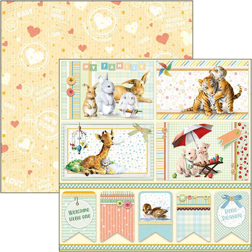Ciao Bella My First Year - Cards & Tags