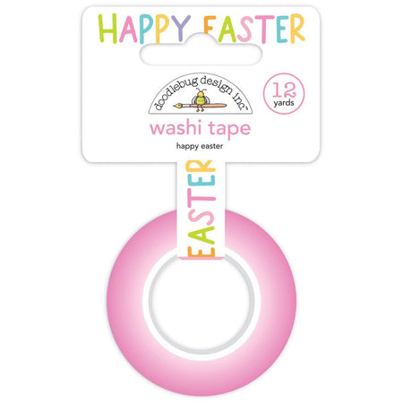 Doodlebug Design Hippity Hoppity - Happy Easter Washi Tape