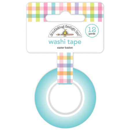 Doodlebug Design Hippity Hoppity - Easter Basket Washi Tape