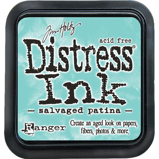 Ranger Tim Holtz Distress Ink Pad - Salvaged Patina