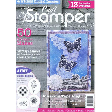 Craft Stamper - August 2016