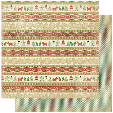 Authentique Rejoice - #17 Cookie Border Strips