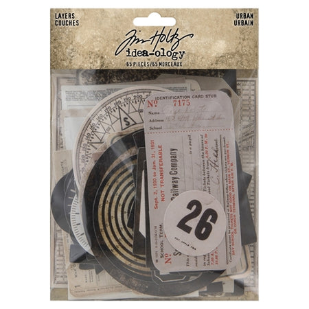 Tim Holtz Idea-ology - Layers Urban