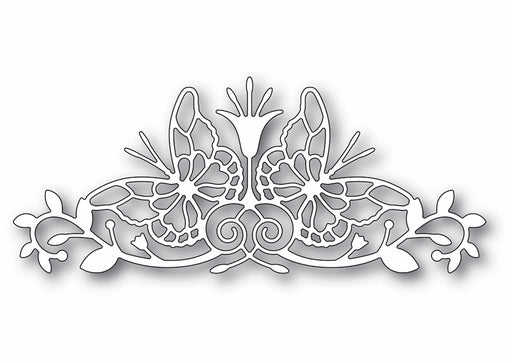 Memory Box Die - Sofia Butterfly Border