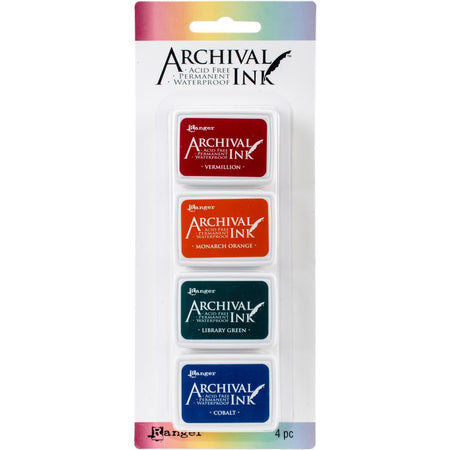 Archival Ink Pads - Mini Kit #2