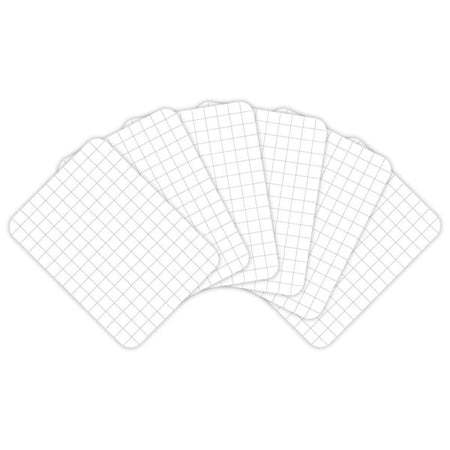 Project Life 3x4 Grid Journaling Cards - White