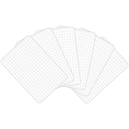 Project Life 4x6 Grid Journaling Cards - White