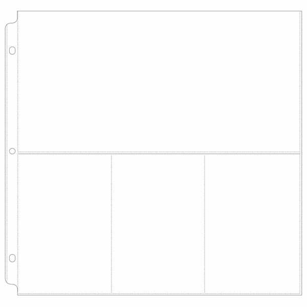 We R Memory Keepers 12x12 Photo Sleeves - 660137