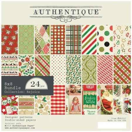 Authentique Rejoice - 8x8 Pad
