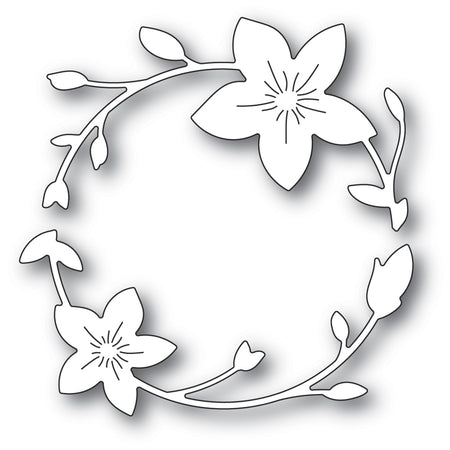 Memory Box Die - Magnolia Double Arch