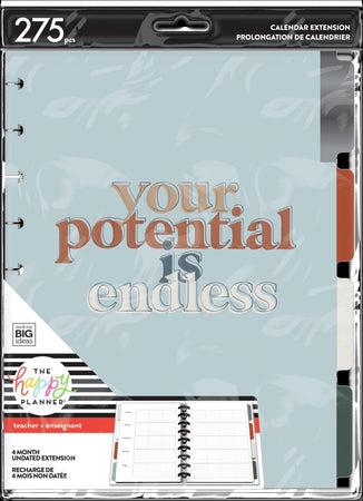 Me & My Big Ideas Happy Planner - Endless Potential Classic Extension Pack