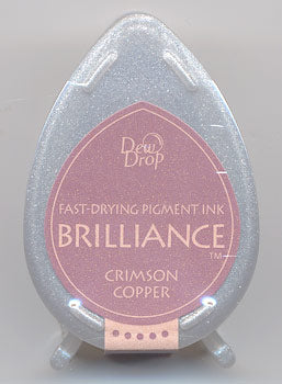 Brilliance Dew Drop - Crimson Copper