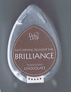 Brilliance Dew Drop - Pearlescent Chocolate