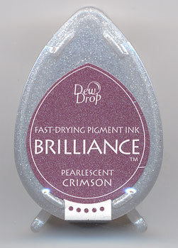 Brilliance Dew Drop - Pearlescent Crimson