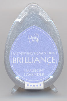 Brilliance Dew Drop - Pearlescent Lavender
